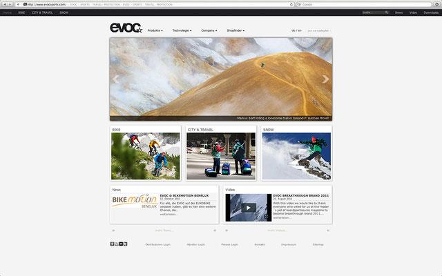 EVOC - Foto: Bastian Morell
