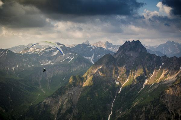 PA 013 - People: Robert Blum - Location: Allgäu Alps