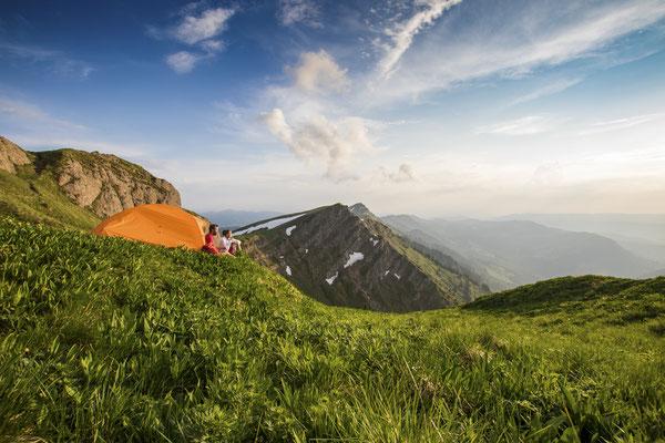 AD 028 - Benny Steiner, Anna Fischer - Location: Allgäu Alps