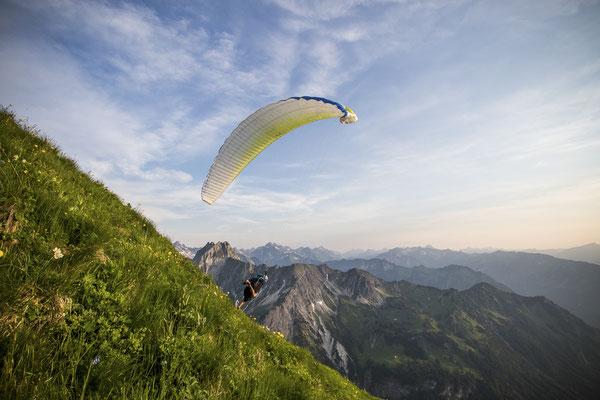 PA 010 - People: Robert Blum - Location: Allgäu Alps