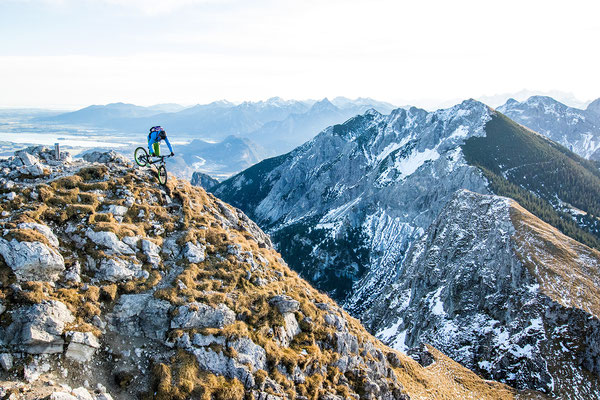 MB 024 - Rider: Robert Härle - Location: Tannheimer Tal