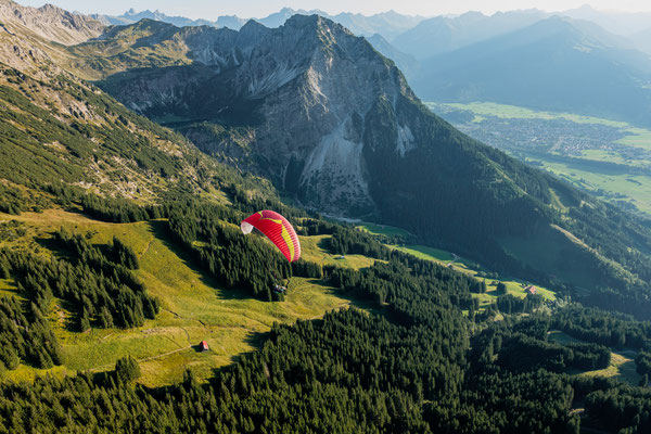 PA 085 - People: Peter Steiner - Location: Allgäuer Alpen