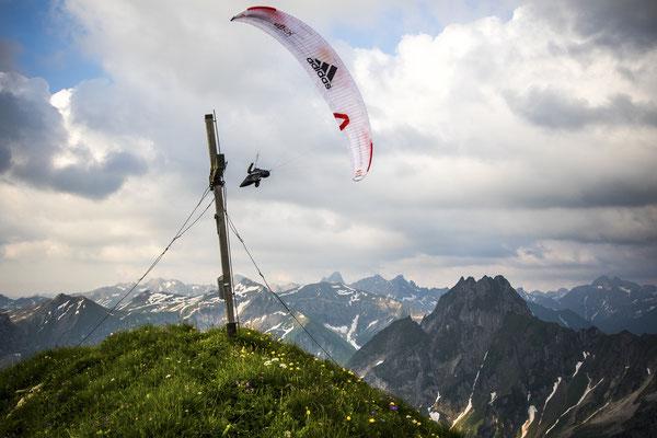 PA 018 - People: Manuel Nübel - Location: Allgäu Alps