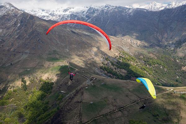 PA 069 - People: Verena Siegl und Ramona Fischer - Location: Aostatal, Italien