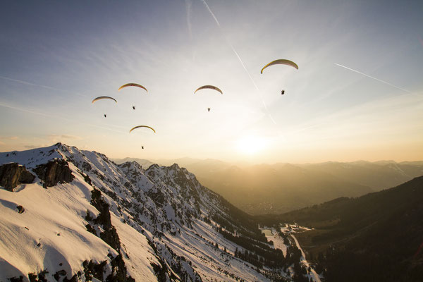 PA 012 - Team Vogelfrei - Location: Allgäu Alps