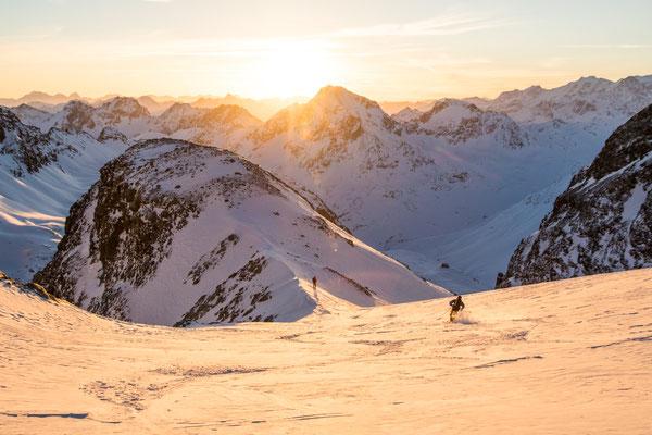 Wi 079 Rider: Tobias Baur und Florian Häusler - Location: Graubünden, Schweiz