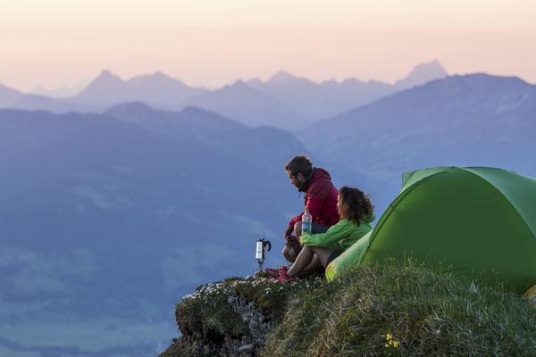AD 031 - Benny Steiner, Manuela Schiebel - Location: Allgäu Alps