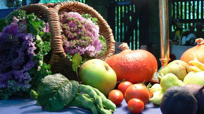 Eigenes Obs und Gemüse, Ernte #AltesForstamtimteutoburgerwald#