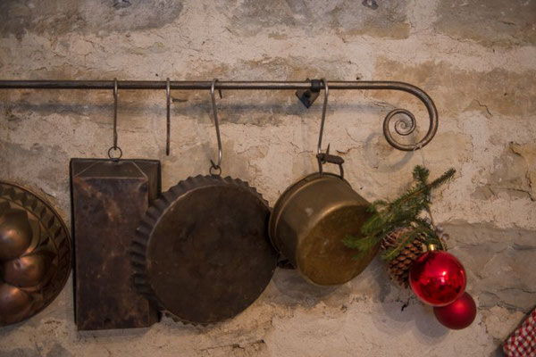 Altes Küchengerät in der Wohnung Hofgarten #altes forstamt im teutoburger wald#