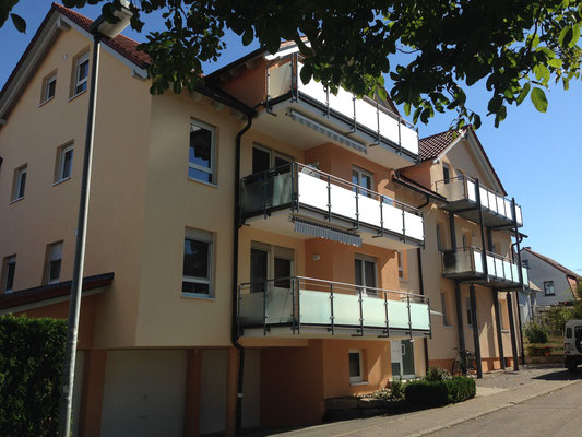 Fassadenrenovierung in Kirchheim