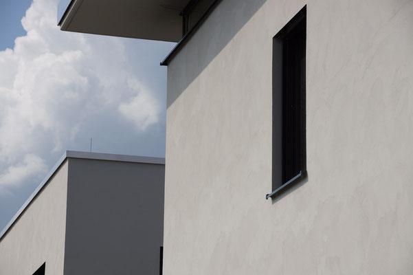 Fassadengestaltung mit WDVS