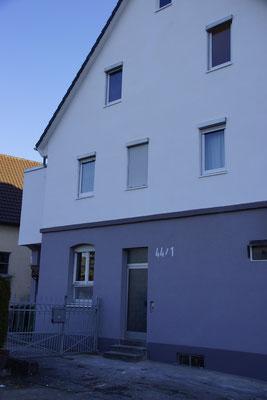 Fassadenrenovierung Kirchheim Lorenz