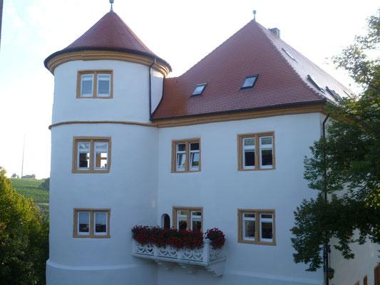 Restaurierungen in Bönnigheim
