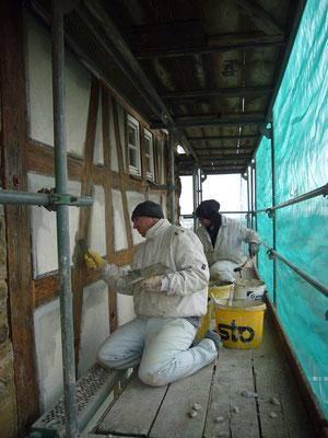 Renovierung und Restaurierung in Bönnigheim