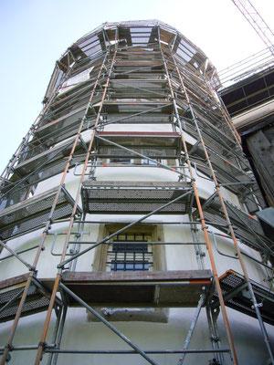 Fassadenrenovierung Bönnigheim