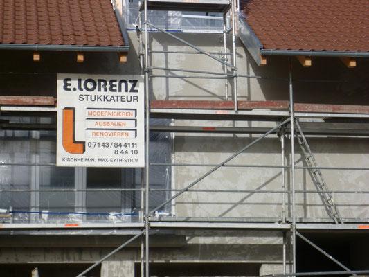 Neubau in Meimsheim