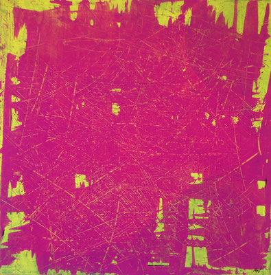 """Pink"" 100x100"