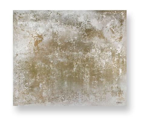Für den Übergang, 190 x 170 cm, Mischtechnik auf Leinwand/ Mixed Media on Canvas, 2016