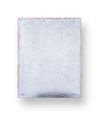 Ich glaube an das nicht Sichtbare, 100 x 80 cm, Mischtechnik auf Leinwand/ Mixed Media on Canvas, 2016