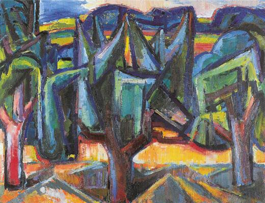 3 Bäume 1967