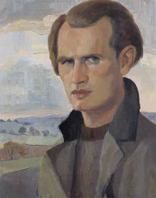 Selbstbildnis 1947
