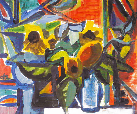 Sonnenblumen 1966