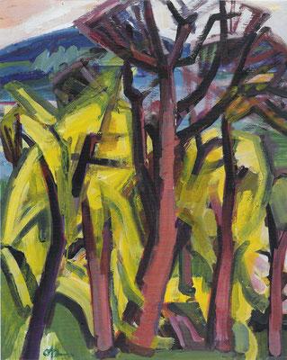 Bäume 1968