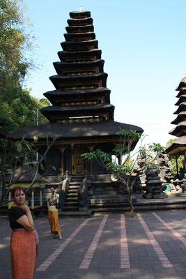 Pura Goa Lawah, Fledermaustempel