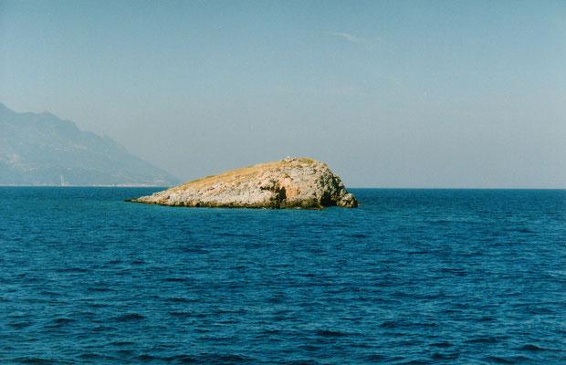 Fahrt nach Samos