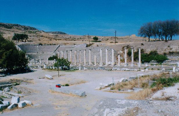 Asklepion / Pergamon