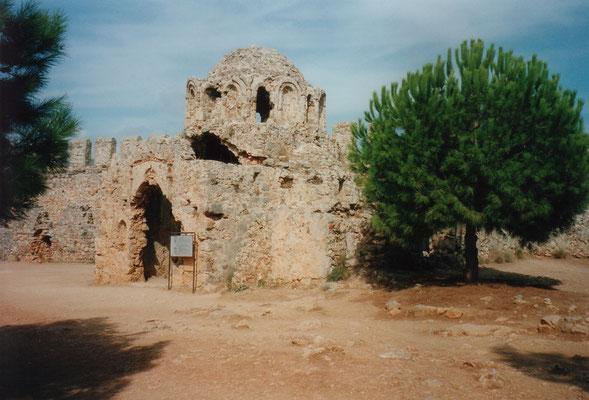 Antalya - Burg