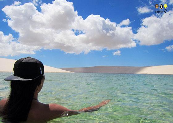 Auf dem weiten Meer mit seimoH