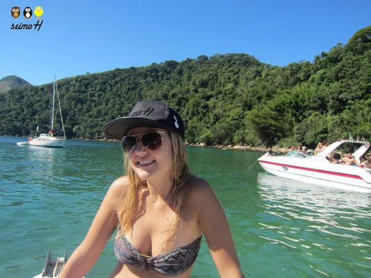 Perfekt für den Urlaub: Snapback von seimoH