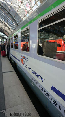 Berlin - Warschau Express
