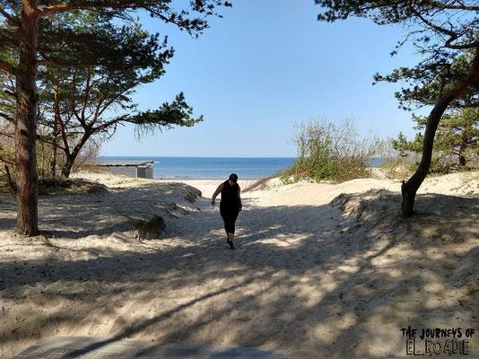 Ostseeküste in Litauen