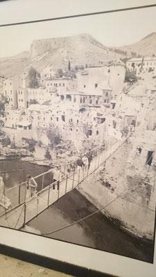 Stari Most nach dem Krieg