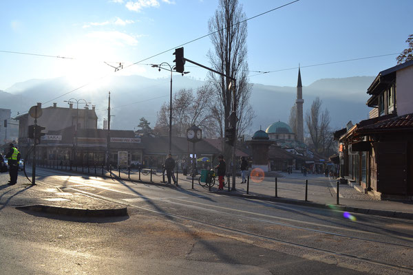 Bentbaša Platz