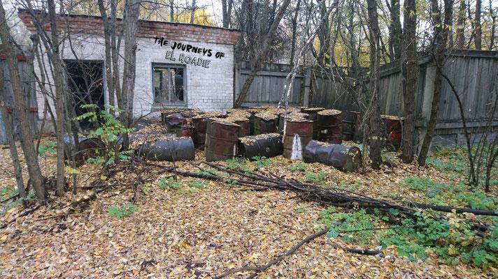 Müllentsorgung auf sowjetische Art