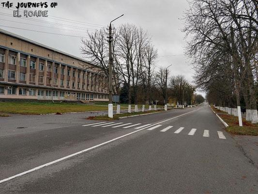 Tschernobyl Stadt