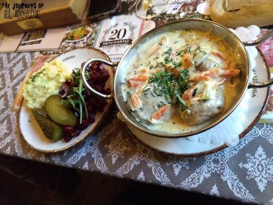 Litauische Küche