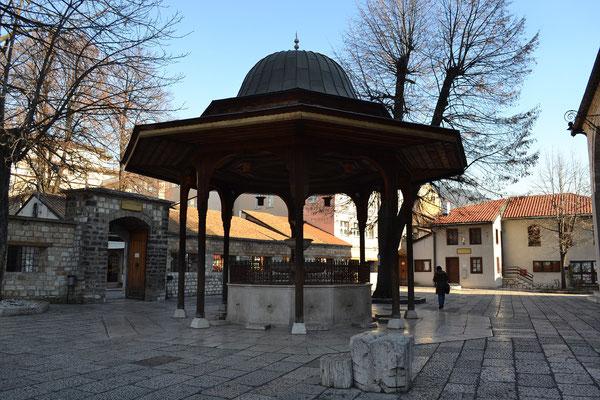 Gazi Husrev-Beg Moschee