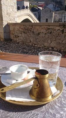 Mostar Altstadt und bosnischer Kaffee <3