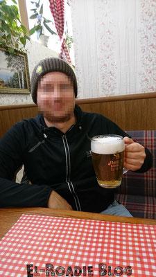 Erstes ukrainisches Bier