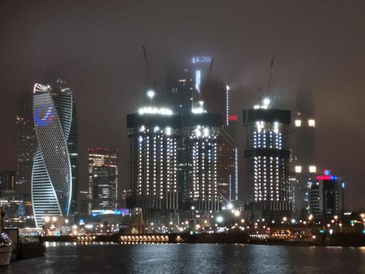 Das neue Moskau
