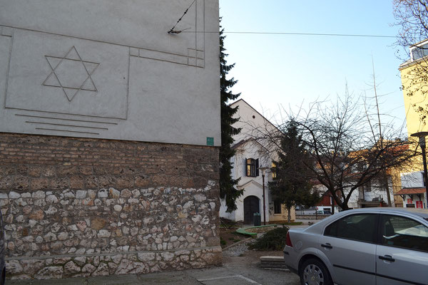Das Klein-Jerusalem des Balkans...