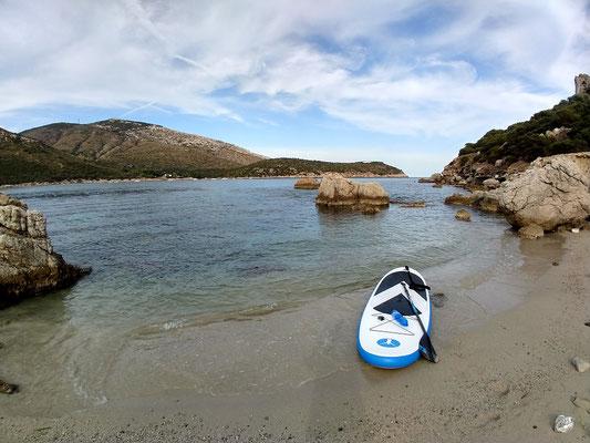 Ausflug zur Isola di Figarolo