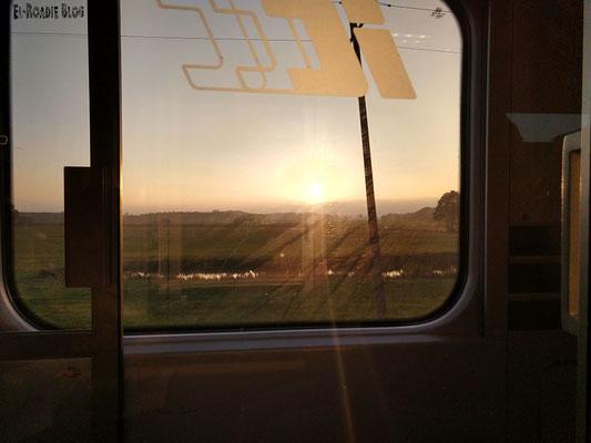 Eisenbahnromantik zwischen Berlin und Warschau
