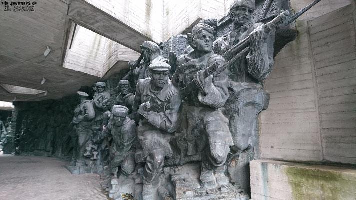 Denkmal für den Widerstand gegen den Faschismus