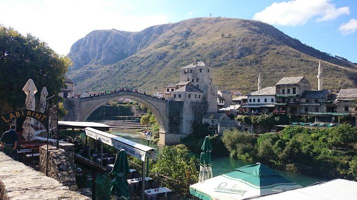 Blick auf die Stari Most