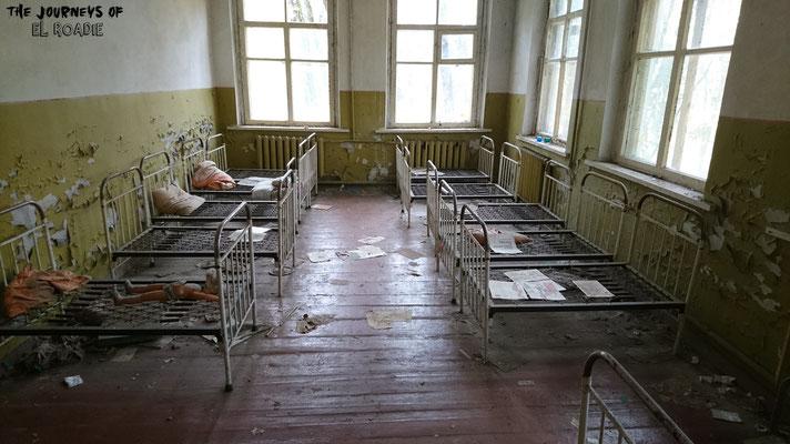Der Kindergarten von Kopatschi
